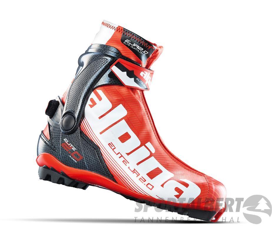 Alpina Cross Country Boot ED Combi Junior SportAlbertde - Alpina cross country ski boots
