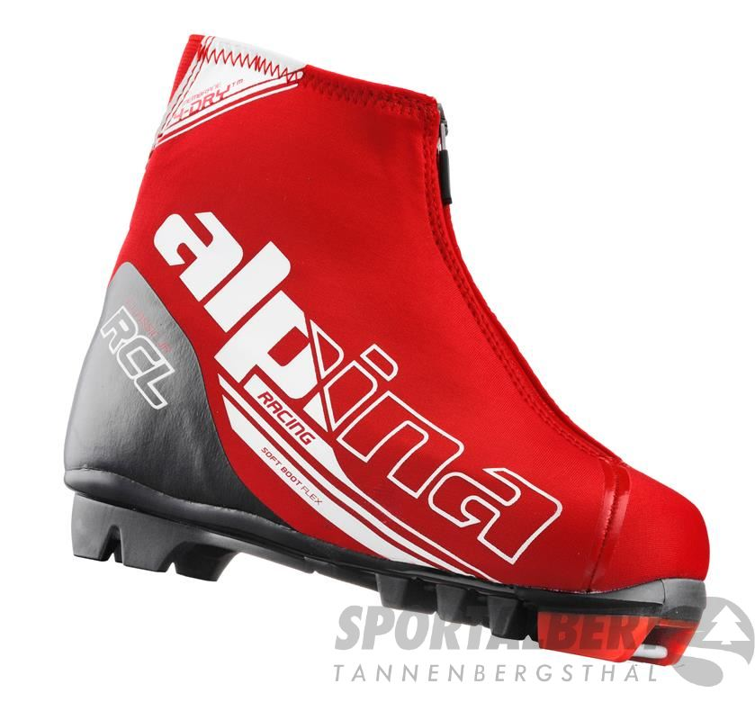 Alpina Cross Country Boot RCL Classic Junior SportAlbertde - Alpina cross country ski boots