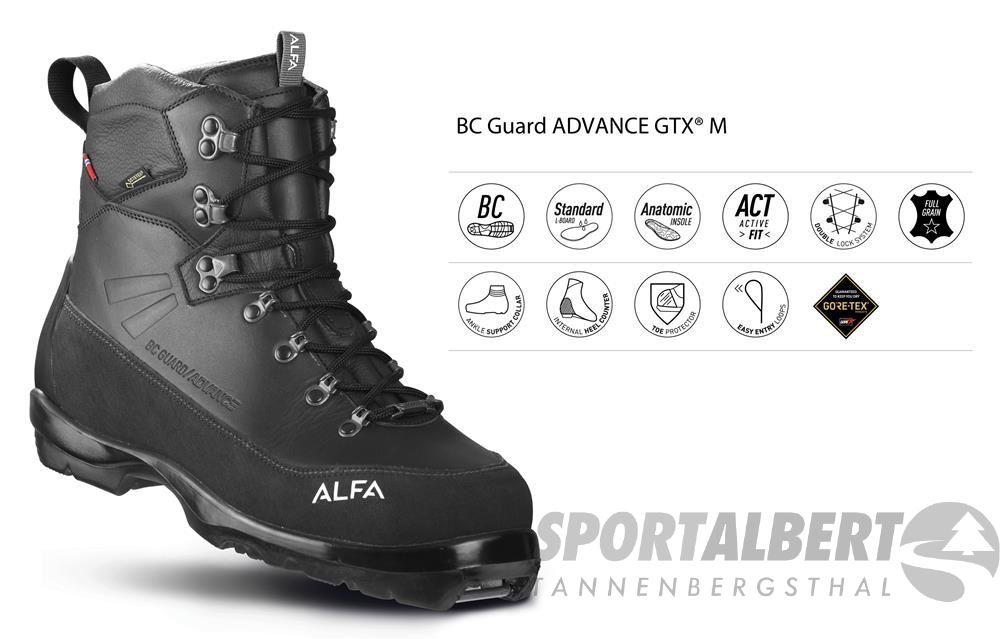 70ca10f99 Alfa Back Country Boot Guard ADVANCE GTX® Men » SportAlbert.de