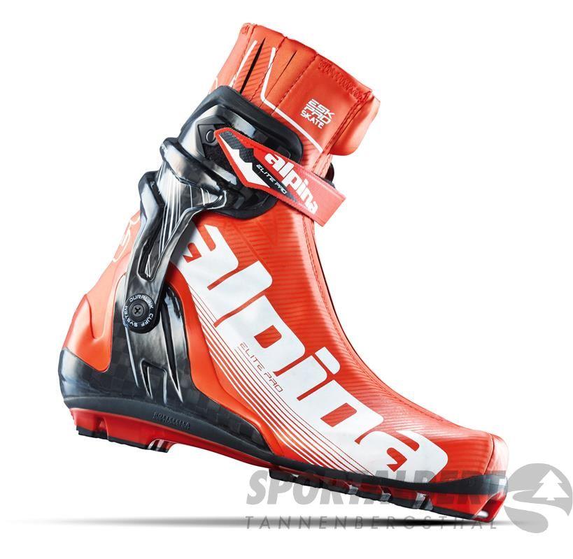 Alpina Cross Country Boot ESK PRO Racing Elite Skate SportAlbertde - Alpina cross country
