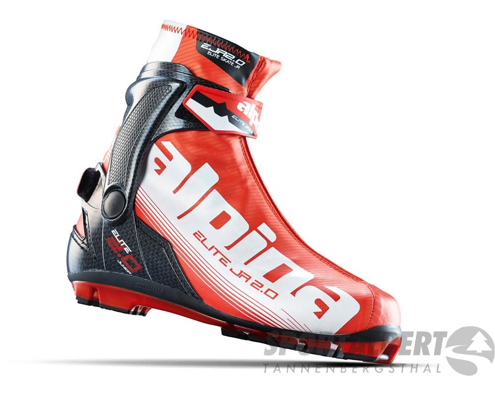 Alpina Cross Country Boot ESK Skate Junior SportAlbertde - Alpina cross country