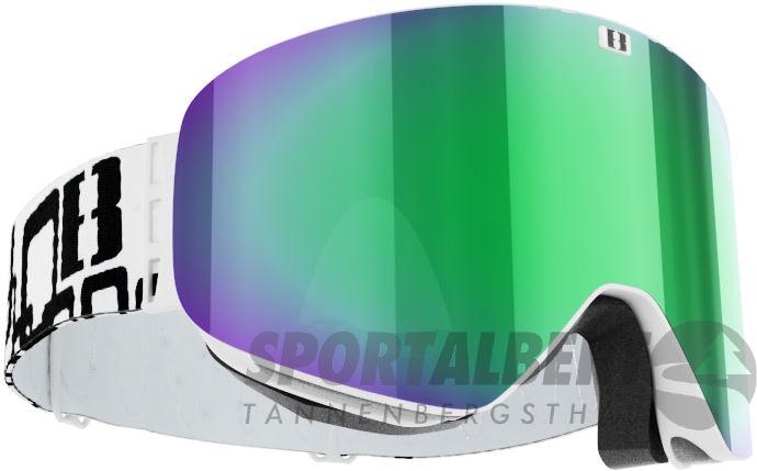 Bliz Goggle Flow White » SportAlbert.de a1961524feb