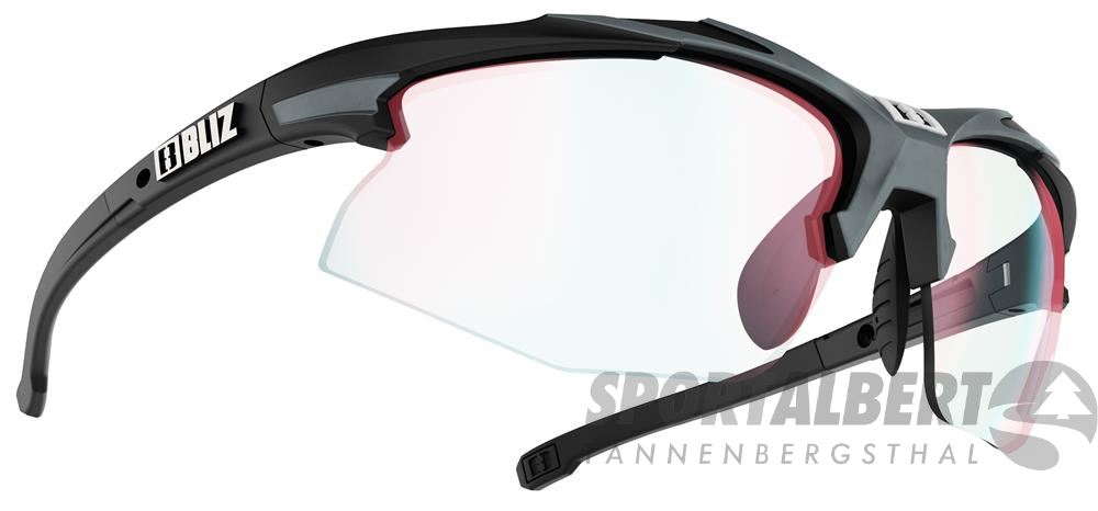 Bliz Brille Hybrid Smallface Schwarz Photo Uls Sportalbertde