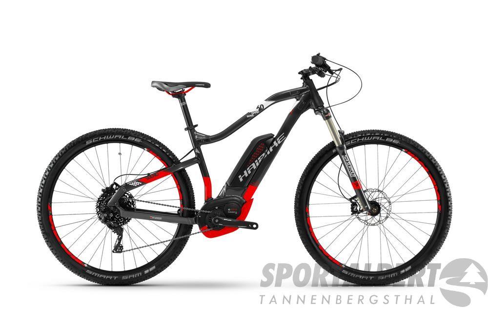 HAIBIKE SDURO HardNine 6.0,Rahmengrössen (Bikes):45 cm » SportAlbert.de